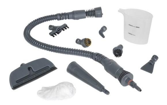 Image des accessoires du Polti VT Lux provenant du site Darty